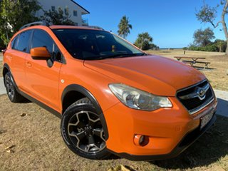 2012 Subaru XV G4X MY12 2.0i AWD Orange 6 Speed Manual Wagon