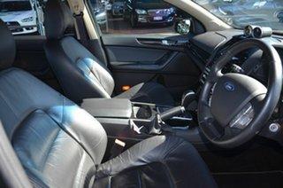 2008 Ford Falcon FG G6E Turbo Grey 6 Speed Automatic Sedan