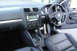2008 Volkswagen Golf 1K MY08 Upgrade GTi Blue 6 Speed Direct Shift Hatchback