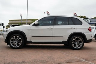 2010 BMW X5 E70 MY10 xDrive 30D White 8 Speed Automatic Sequential Wagon