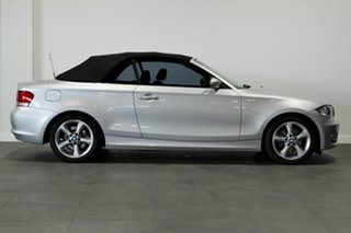 2009 BMW 120i E88 120i Silver 6 Speed Automatic Convertible