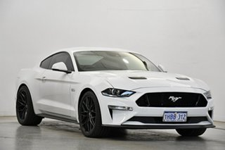 2019 Ford Mustang FN 2020MY GT Oxford White 10 Speed Sports Automatic Fastback