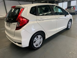 2018 Honda Jazz GF MY18 VTi White Orchid 1 Speed Constant Variable Hatchback.