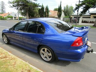 2005 Holden Commodore VZ SV6 Blue 5 Speed Auto Active Select Sedan