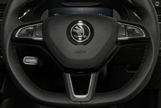 2020 Skoda Octavia NE MY20.5 110TSI DSG White 7 Speed Sports Automatic Dual Clutch Wagon.