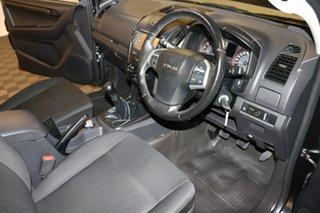 2017 Isuzu D-MAX MY17 SX Black 6 speed Manual Cab Chassis