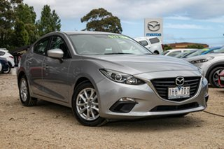 2016 Mazda 3 BN5278 Neo SKYACTIV-Drive 38p 6 Speed Sports Automatic Sedan.