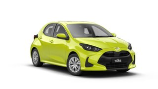 2021 Toyota Yaris Mxpa10R Ascent Sport Electric Green 1 Speed Constant Variable Hatchback.