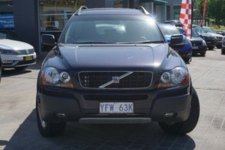 2005 Volvo XC90 P28 MY05 T Black 5 Speed Sports Automatic Wagon.