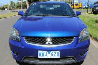 2007 Mitsubishi 380 DB Series 2 VR-X Blue 5 Speed Sports Automatic Sedan.