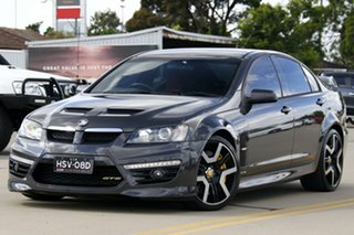 2010 Holden Special Vehicles GTS E Series 2 Grey 6 Speed Sports Automatic Sedan.