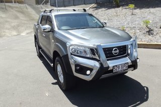 2017 Nissan Navara D23 S2 ST Grey 6 Speed Manual Utility.
