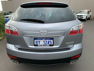 2011 Mazda CX-9 TB10A4 MY12 Luxury Silver 6 Speed Sports Automatic Wagon.
