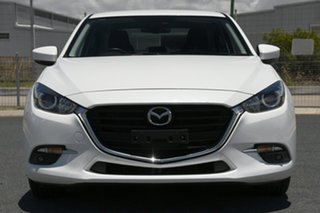 2016 Mazda 3 BM MY15 Maxx White 6 Speed Automatic Sedan