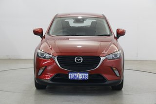 2017 Mazda CX-3 DK2W7A Maxx SKYACTIV-Drive Red 6 Speed Sports Automatic Wagon.