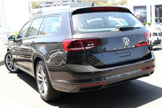 2020 Volkswagen Passat 3C (B8) MY20 140TSI DSG Business Manganese Grey Metallic 7 Speed.