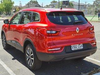 2019 Renault Kadjar XFE Zen EDC Flame Red 7 Speed Sports Automatic Dual Clutch Wagon.