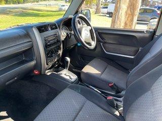 2005 Suzuki Jimny SN413 T6 JLX Silver 4 Speed Automatic Hardtop