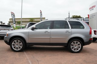 2011 Volvo XC90 MY11 3.2 Executive Silver 6 Speed Automatic Geartronic Wagon