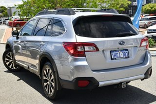 2016 Subaru Outback B6A MY17 3.6R CVT AWD Silver 6 Speed Constant Variable Wagon.