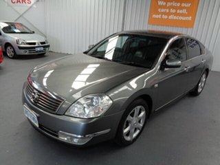 2006 Nissan Maxima J31 MY06 ST-L Grey 6 Speed Constant Variable Sedan