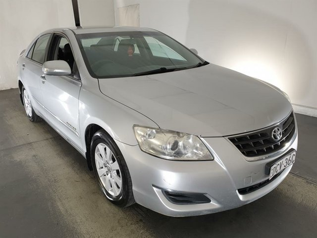 Used Toyota Aurion GSV40R AT-X Maryville, 2009 Toyota Aurion GSV40R AT-X Silver 6 Speed Sports Automatic Sedan