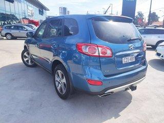 2012 Hyundai Santa Fe CM MY12 SLX Blue 6 Speed Sports Automatic Wagon.