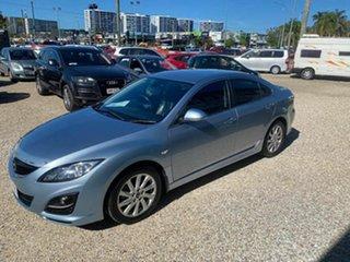 2012 Mazda 6 6C Touring Blue 6 Speed Automatic Sedan.