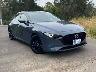 2019 Mazda 3 BP Series G25 Astina Grey Sports Automatic Hatchback.