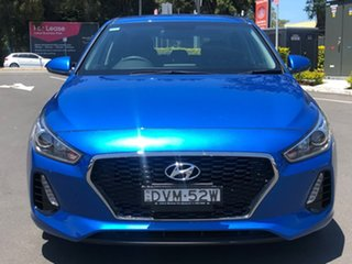 2017 Hyundai i30 PD MY18 Go Blue 6 Speed Sports Automatic Hatchback.