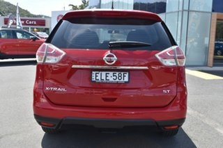 2017 Nissan X-Trail T32 ST 2WD Burning Red 6 Speed Manual Wagon