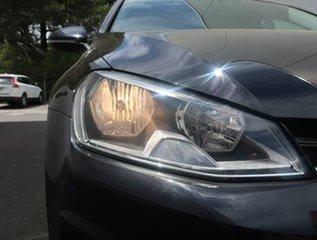 2014 Volkswagen Golf VII MY15 90TSI DSG Black 7 Speed Sports Automatic Dual Clutch Hatchback.