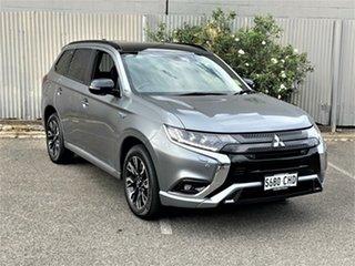 2020 Mitsubishi Outlander ZL MY21 PHEV AWD GSR Titanium 1 Speed Automatic Wagon Hybrid.