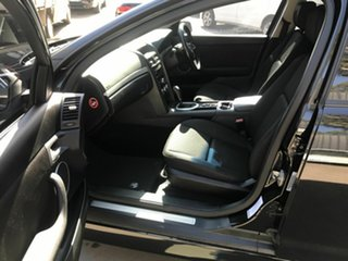 2010 Holden Commodore VE MY10 SV6 Black 6 Speed Automatic Sportswagon