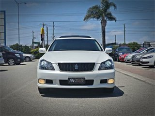 2006 Toyota Crown GRS184 Athlete 60TH SPECIAL EDITION White Automatic Sedan.
