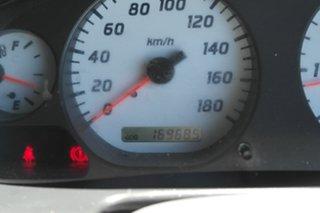 2004 Nissan Navara D22 S2 ST-R Red 5 Speed Manual Utility
