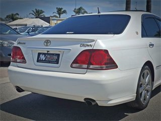 2006 Toyota Crown GRS184 Athlete 60TH SPECIAL EDITION White Automatic Sedan