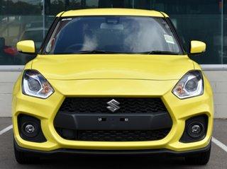 2020 Suzuki Swift AZ Series II Sport Champion Yellow 6 Speed Manual Hatchback.