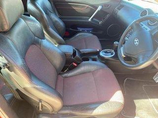 2004 Hyundai Tiburon V6 Red 4 Speed Auto Selectronic Coupe