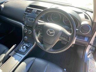 2012 Mazda 6 6C Touring Blue 6 Speed Automatic Sedan