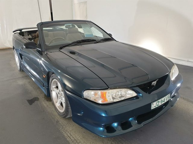 Used Ford Mustang Maryville, Gt