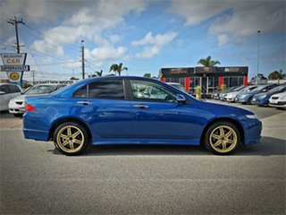 2006 Honda Accord Euro CL R Blue Manual Sedan