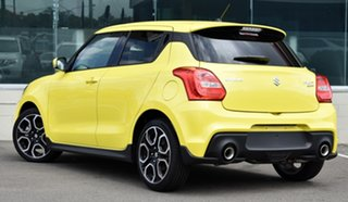 2020 Suzuki Swift AZ Series II Sport Champion Yellow 6 Speed Manual Hatchback