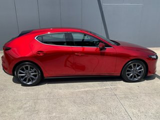 2020 Mazda 3 BP2H7A G20 SKYACTIV-Drive Touring Soul Red Crystal 6 Speed Sports Automatic Hatchback.