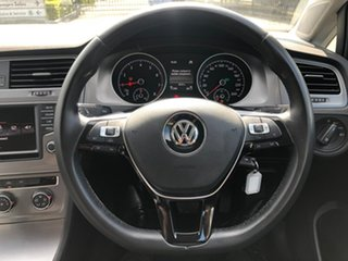 2015 Volkswagen Golf VII MY16 92TSI DSG Trendline Silver 7 Speed Sports Automatic Dual Clutch