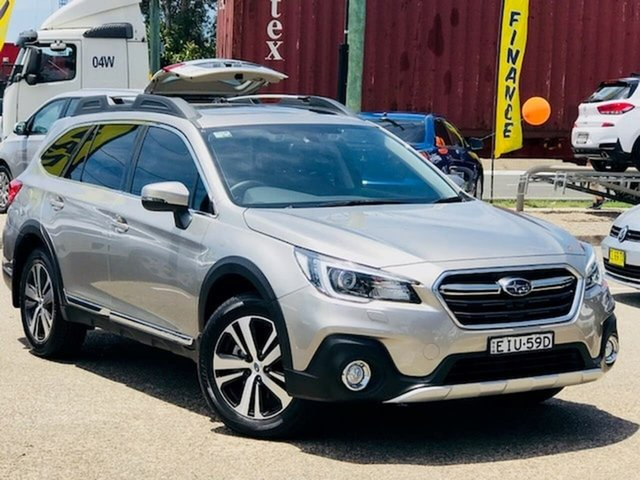 Used Subaru Outback B6A MY20 3.6R CVT AWD Liverpool, 2020 Subaru Outback B6A MY20 3.6R CVT AWD Silver 6 Speed Constant Variable Wagon