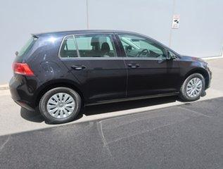 2014 Volkswagen Golf VII MY15 90TSI DSG Black 7 Speed Sports Automatic Dual Clutch Hatchback