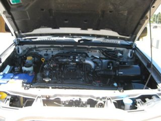 2006 Nissan Navara Silver 5 Speed Manual Utility.