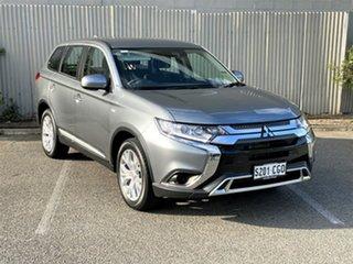 2020 Mitsubishi Outlander ZL MY21 ES 2WD Titanium 6 Speed Constant Variable Wagon.