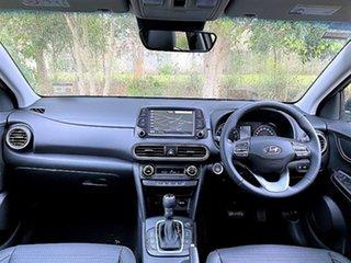 2020 Hyundai Kona OS.3 MY20 Highlander 2WD Phantom Black 6 Speed Sports Automatic Wagon